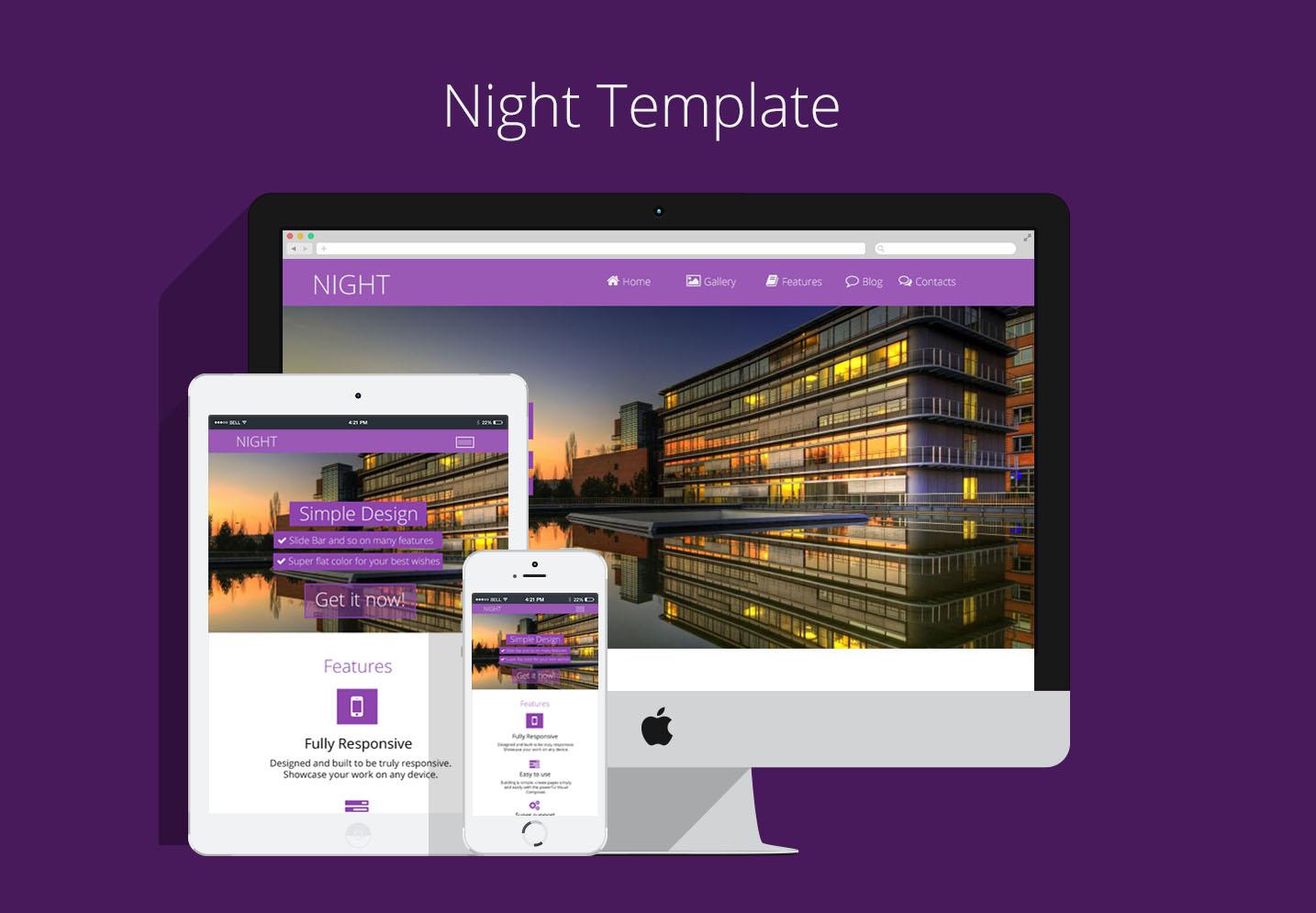 Дизайн сайтов template