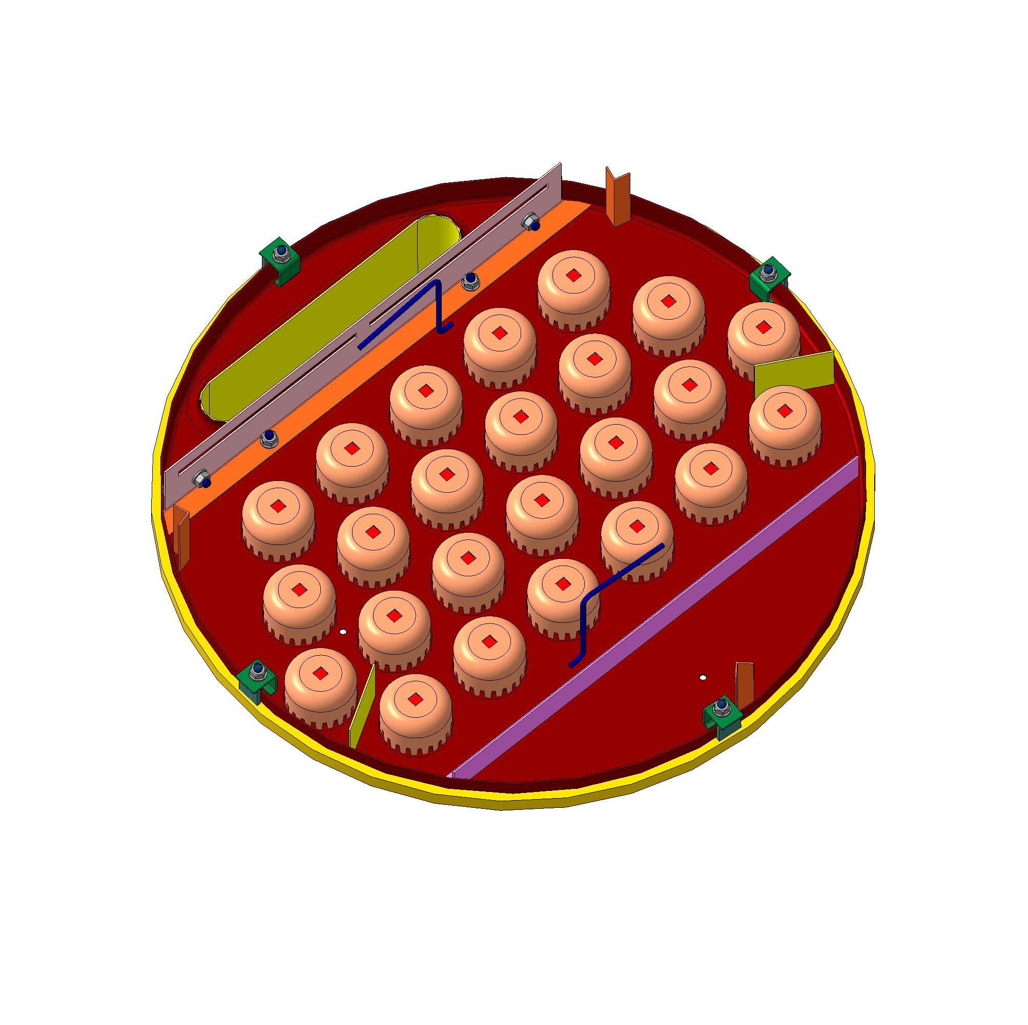 Контейнер для вакуумного упаковщика Status VAC-REC-08 зеленый