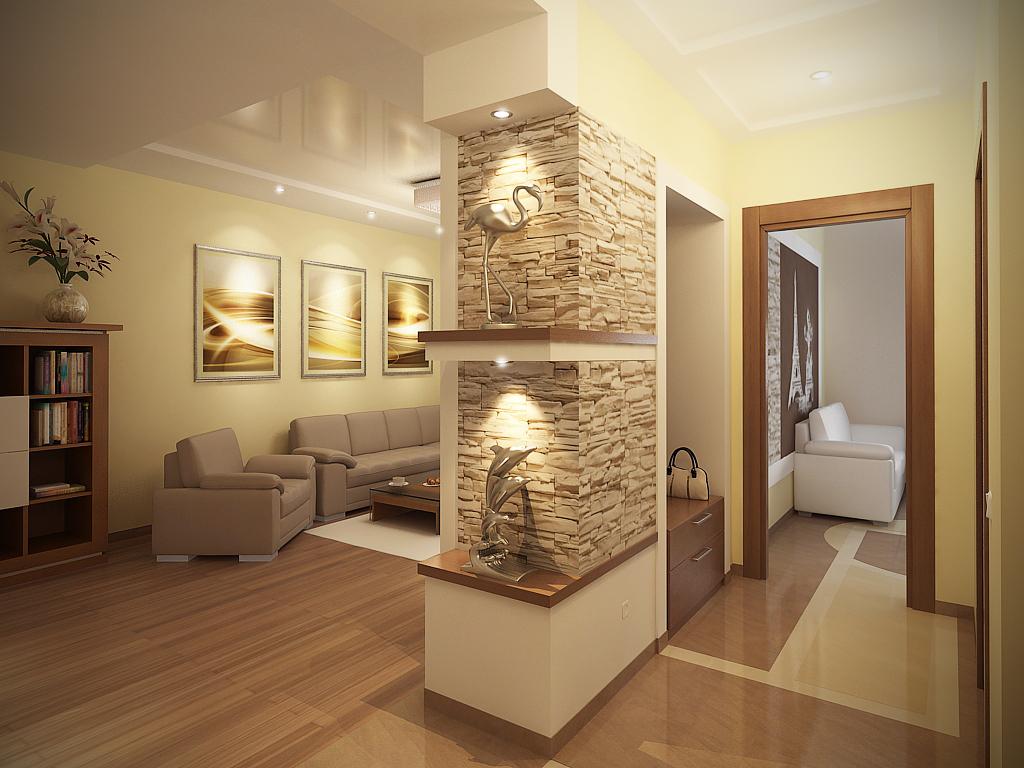 Дизайн коридора 8 кв