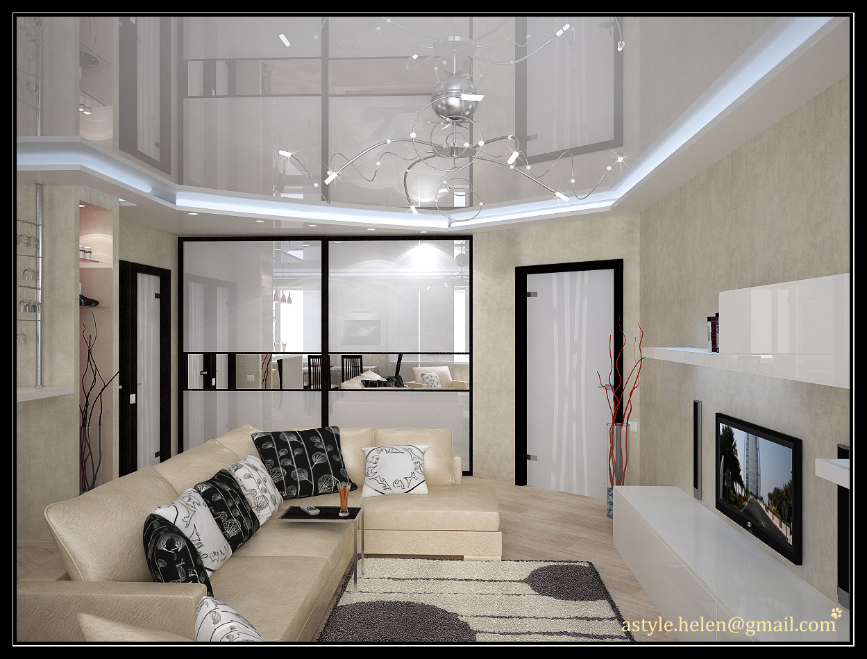 Мебель Для Гостиной Белый