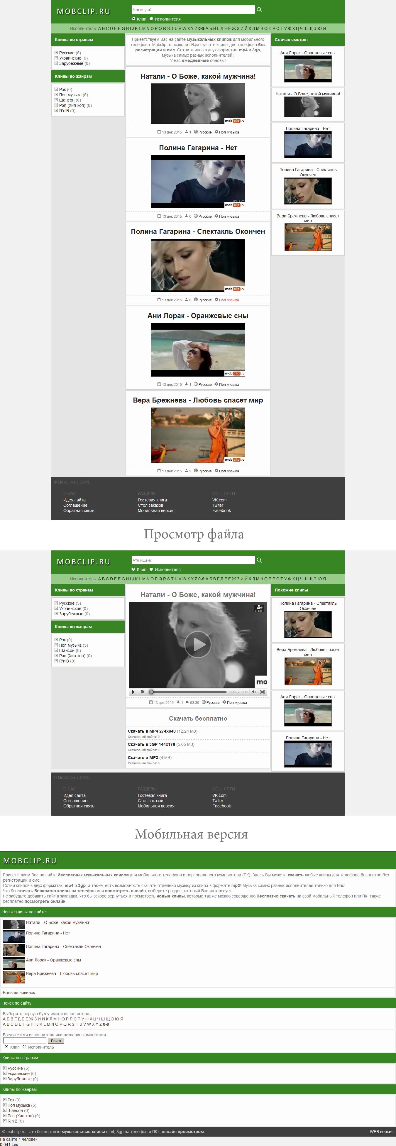 Разработка сайта с нуля