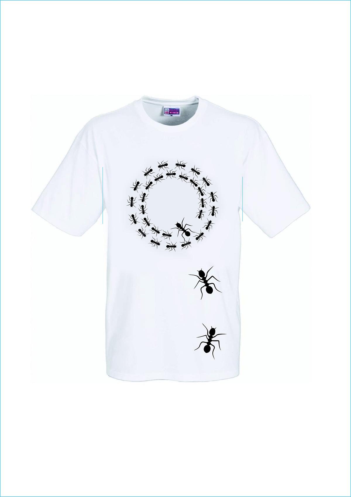 дизайн футболок для печати