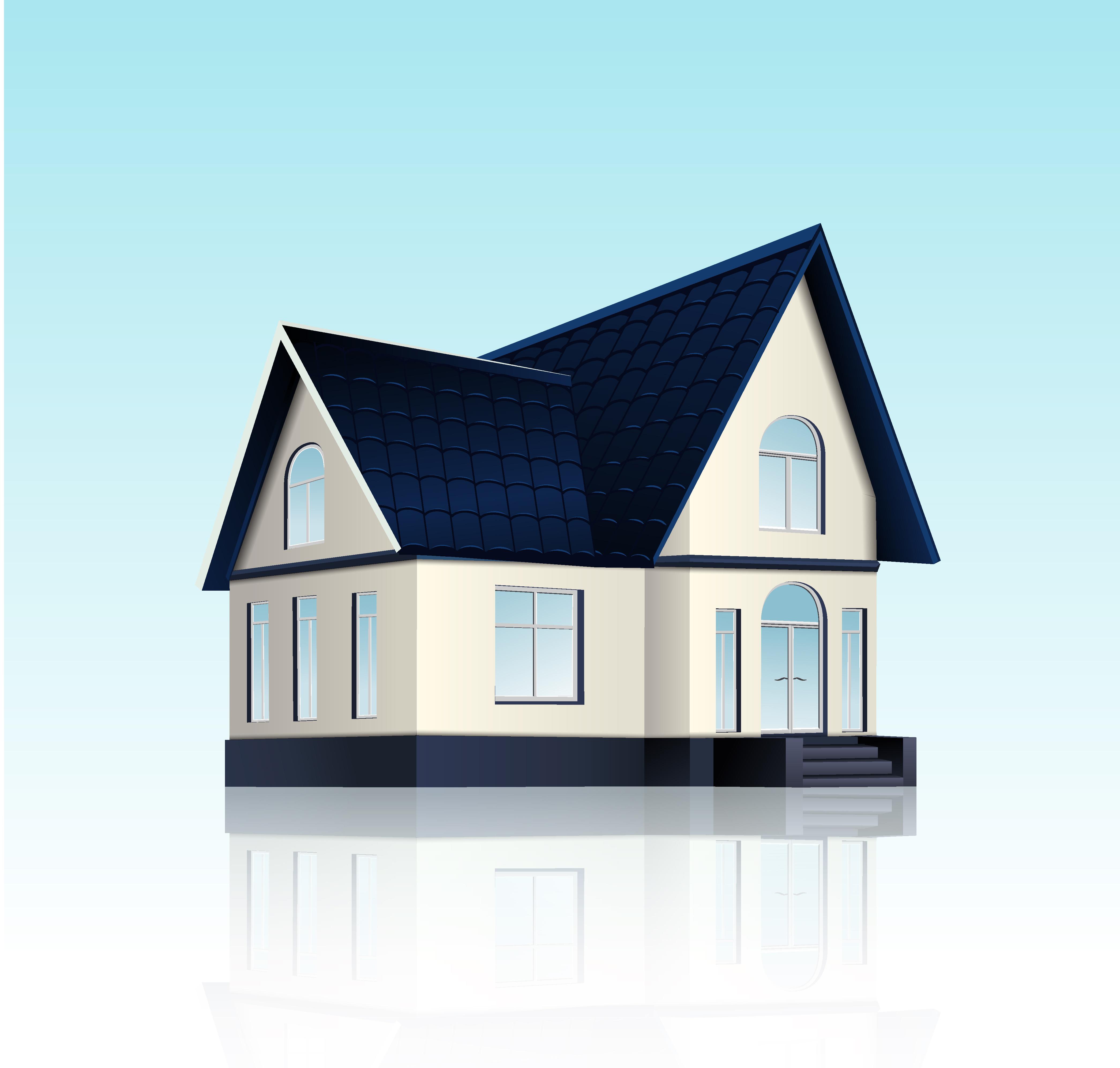 - Houses attic families children ...