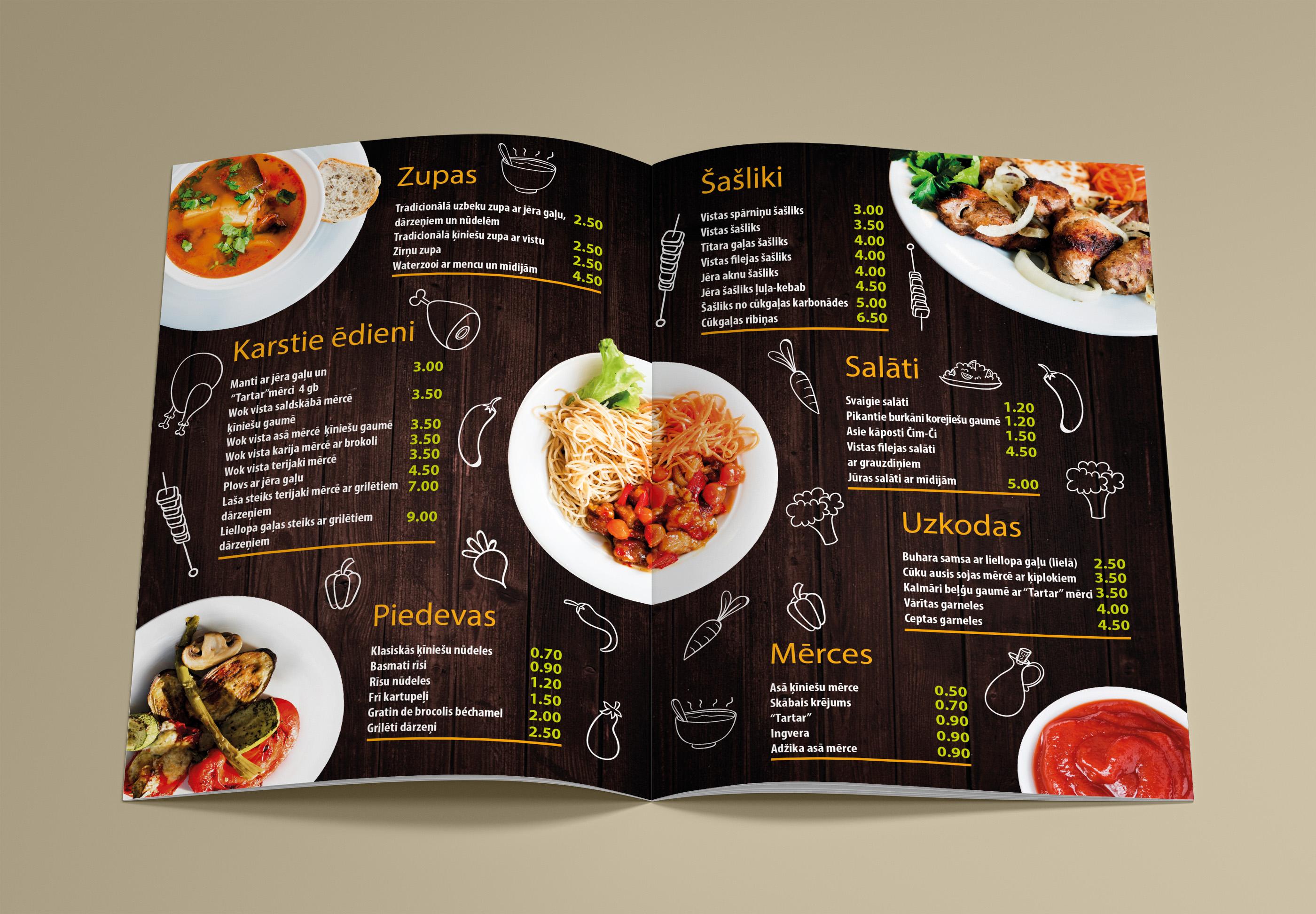 Картинки для ресторана меню