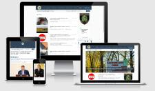 Сайт Балаклійського відділу поліції