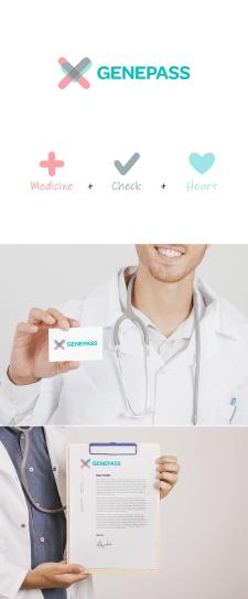 Логотип медцентра