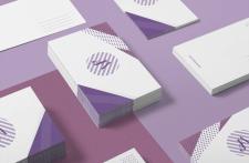 Дизайн открытки для бутика J'Amemme