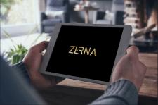 Логотип ZERNA