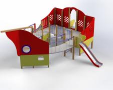 Детская площадка БРИГ