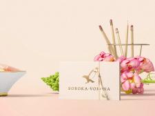 "Логотип ""Soroka-Vorona"""