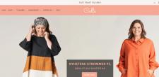 Интернет-магазин женской одежды на Shopify
