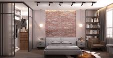 Дизайн-проект квартири у ЖК «Sofia Residence»