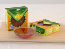 Дизайн упаковки для сладкого джема