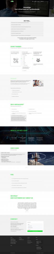Корпоративный веб-сайт