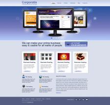 Лендинг с натяжкой на Wordpress