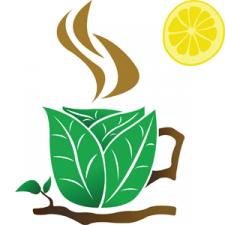 Логотип Чай (Illustrator).