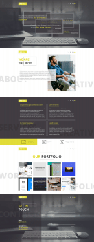 Сайт Web-Studio