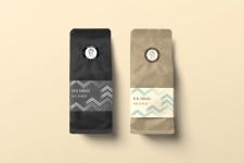 Логотип та упаковка кави Real Arabica