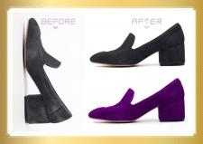 Предметка: Старая обувь в новую.
