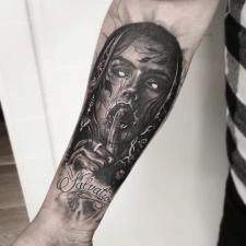 Тату спасение tattoo salvation