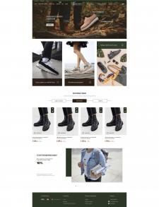 Интернет магазин для магазина женской обуви