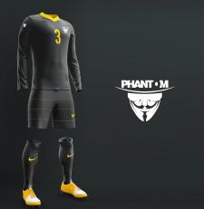 Лого для футбольной команды