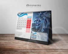 Перекидной календарь на 2018 год, дляVkorpe