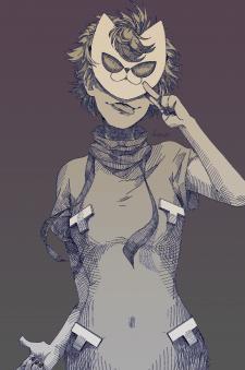 Штрихованный персонаж