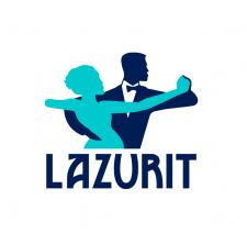 Классическое лого для танцевальной студии