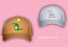 Дизайн кепки