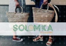 Логотип Solomka