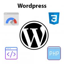 Работы по Wordpress