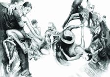 ілюстрація танго