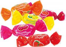 Этикетки конфет