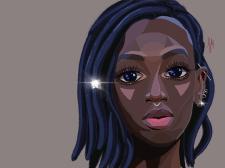 Портрет девушки (челлендж)