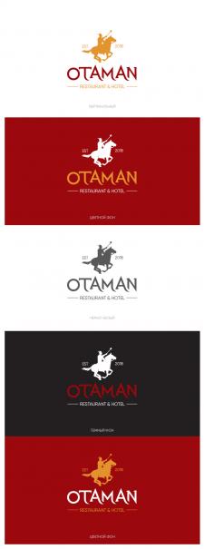 Логотип Отаман