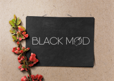 "Логотип ""Black Mod"""