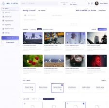 Page portal