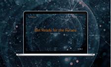 Сайт для Blockchain компании