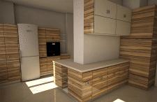 Проектирование кухни в современном стиле