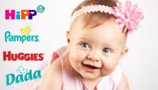 Разработка визиток для детских товаров