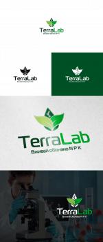 Логотип для агрохимической лаборатории