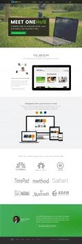 Приложение для создания сайтов