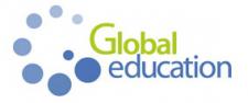 """Логотип проекта """"глобальное образование"""""""