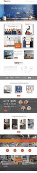 Дизайнерская мебель и фурнитура (сайт СoreOne)