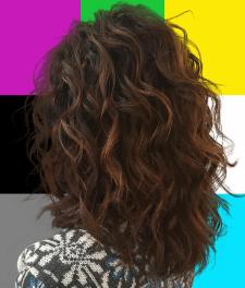 Обтравка волос