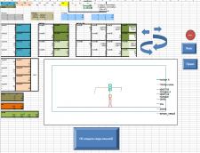Компьютерная анимация в программе MS Excel