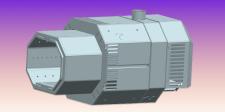 Проектирование камеры сгорания