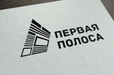 """Логотип для """"Первая Полоса"""""""