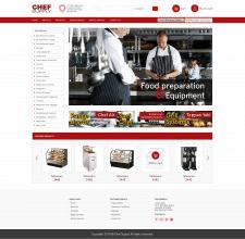 Веб дизайн главной странички сайта